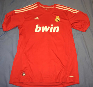 Camiseta Roja Del Real Madrid adidas