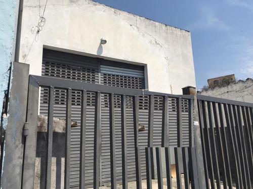 Galpão Para Alugar, 322 M² Por R$ 6.500,00/mês - Jardim Japão - São Paulo/sp - Ga0209