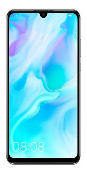 Huawei P Series P30 Lite Dual SIM 128 GB Pearl white 4 GB RAM