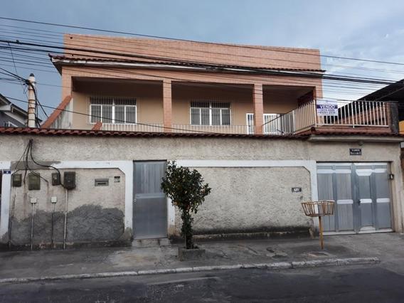 Sobrado Em Chácaras Rio-petrópolis, Duque De Caxias/rj De 300m² 3 Quartos Para Locação R$ 1.500,00/mes - So322547