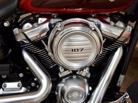 Harley Davidson Fat Boy 2018 500 Km (estado De Zero)