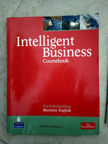Intelligent Business Intermediate Skills Book Audio