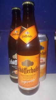 Cerveza Schofferhofer Botella 500cc