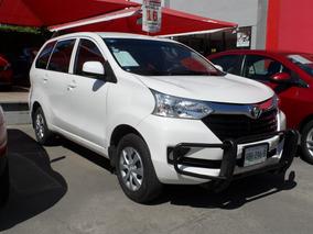 Toyota Avanza 1.5 Le Mt