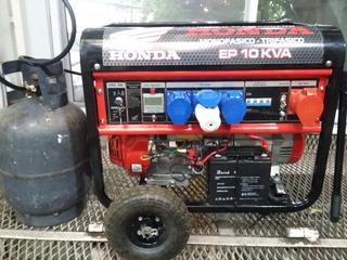 Grupo Electrogeno 10 Kva A Gas