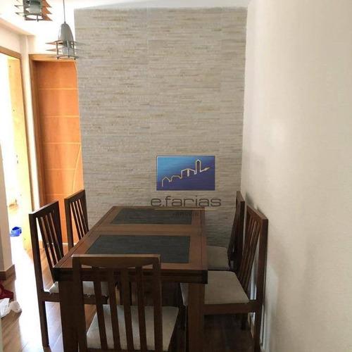 Imagem 1 de 30 de Apartamento Com 2 Dormitórios À Venda, 65 M² Por R$ 300.000,00 - Penha (zona Leste) - São Paulo/sp - Ap0871