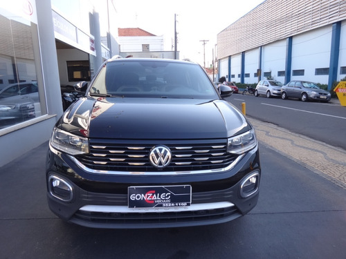 Imagem 1 de 10 de Volkswagen T-cross Highline 1.4 Tsi Automático Flex