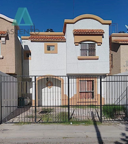 Renta Casa Semi-amueblada Al Norte De La Ciudad Breher