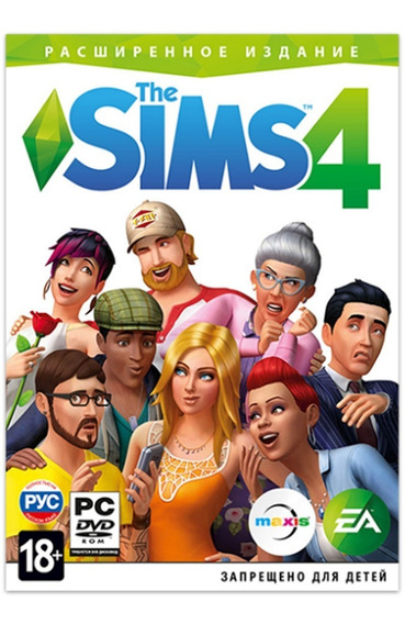 The Sims 4: Deluxe Edition - Pc Envio Digital Rapido