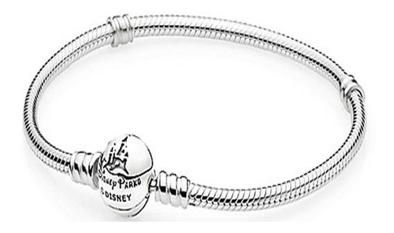 Pulseira Bracelete Prata 925 Disney