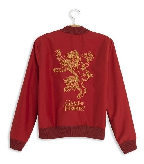 Jaqueta Game Of Thrones Lannister - Studio Geek