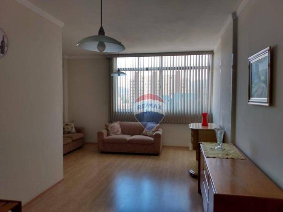 Apartamento Com 3 Dormitórios À Venda, 99 M² Por R$ 320.000 - Centro - Mogi Das Cruzes/sp - Ap0345