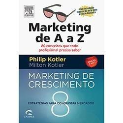 Marketing De A A Z + Marketing De Crescimento Edição 2 Em 1