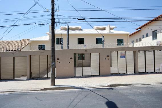 Venda Casa Geminada 03 Quartos Santa Branca - 4668