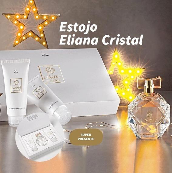 Kit Eliana Cristal Natal Da Jequiti