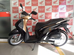 Moto Seminova Honda Sh 150i Dlx Ano 2018