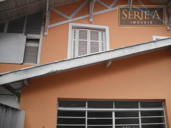 Sobrado Comercial Para Venda E Locação, Vila Nova Conceição, São Paulo. - So0007