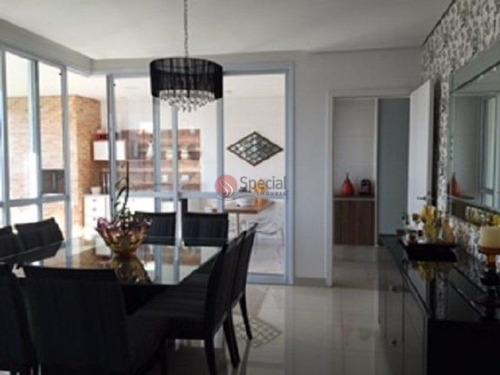 Apartamento  Residencial À Venda, Anália Franco, São Paulo. - Af11782
