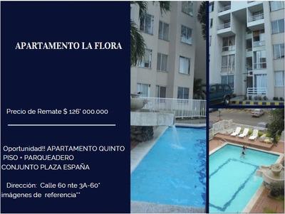 Remate Apartamento La Flora