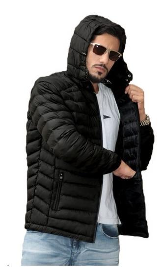 Casaco/jaqueta/blusa/ Slim Fit/frio/inverno - Pronta Entrega