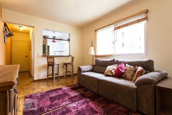 Apartamento Para Aluguel - Jardim Paulista, 1 Quarto, 60 - 892790523