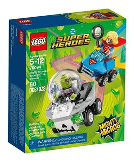 Lego Dc (76094) Supergirl And Brainiac