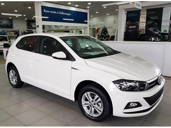 Volkswagen Novo Polo 1.0 Tsi Comf. Turbo 2019/2019 Pf1