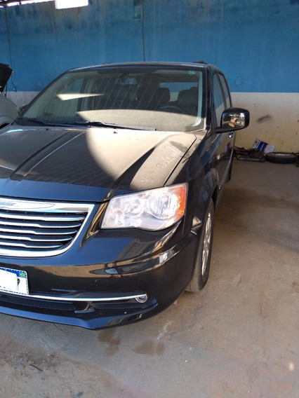 Chrysler Town & Country 2012 3.6 5potas