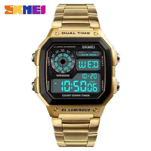 Aproveite Relógio Skmei Masculino Digital - Frete Gratis