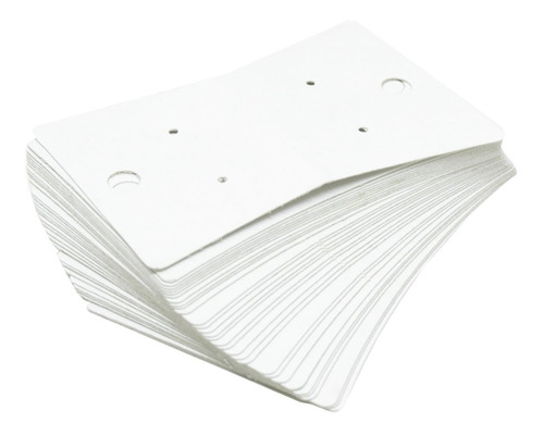 1000 Solapas De Papel Para Saquinhos Transparentes 9 X 6 Cm