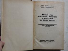 Monumentos Artisticos Historicos Minas 1935 310 Fotografias
