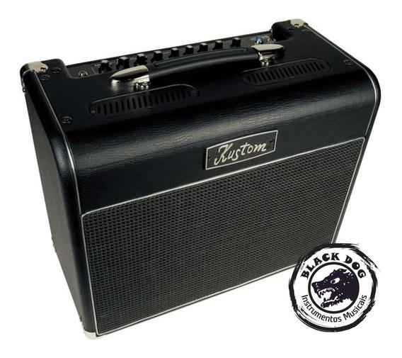 Amplificador Pré Valvulado Kustom Hv30