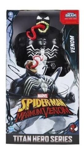 Marvel Spider-man Titan Hero Series Maximum Venom E8684