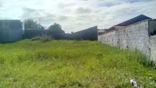 Ótimo Terreno Para Construtor Em Itanhaém - 5996 | P.c.x
