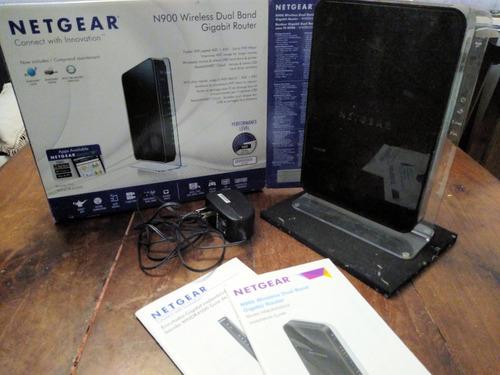 Netgear N900 Wireless Dual Band Router