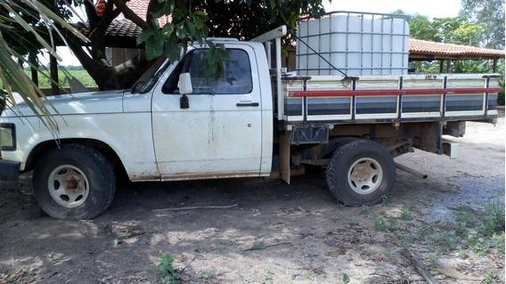 Camionete D20 Motor Maxion Turbo 1993