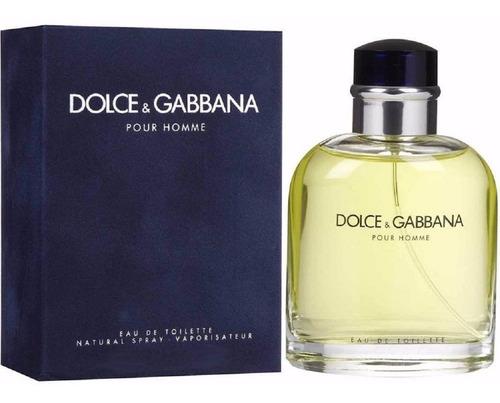 Perfume Original Dolce Gabbana Pour Ho - mL a $1719