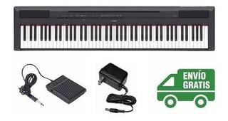 Piano Digital Yamaha P125 Nuevo Reemplaza Al P115 Fuente Env