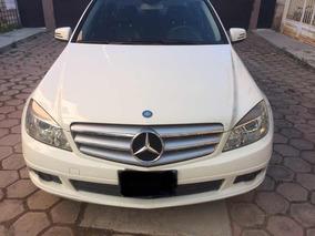Mercedes-benz Clase C Cgi 180 Automatico
