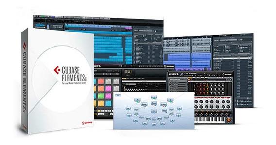 Cubase Elements 8 + Plugins Mac Os X