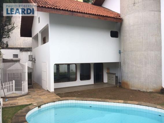Casa Assobradada Cidade Jardim - São Paulo - Ref: 489182