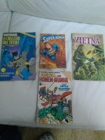 Revista Super Homem Numero 1 Batman Numero 1