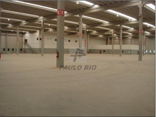Imagem 1 de 3 de Galpao Industrial - Tombadouro  - Ref: 329 - L-329