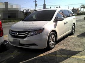 Honda Odyssey 3.5 Ex 2014 V6/ Automatica*enganche $ 65,600