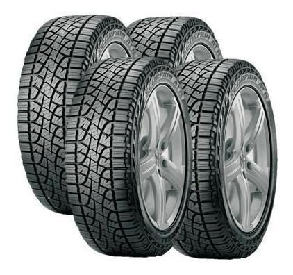 Jogo 4 Pneus Pirelli Lt265/75r16 112s Scorpion Atr
