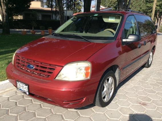 Ford Freestar Lx 2005
