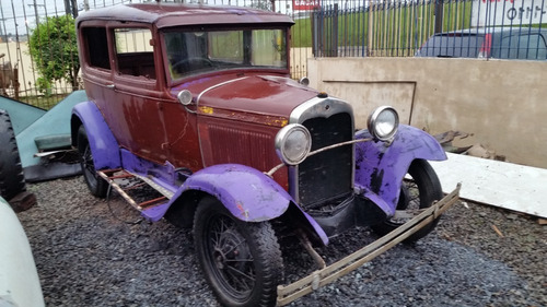 Ford Tudor 1931 Modelo A