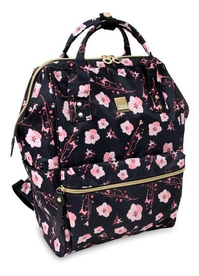 Mochila Portanotebook J-world Posy (pink Bloom)