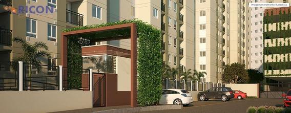 Apartamento A Venda No Bairro Bucarein Em Joinville - Sc. - 558-1