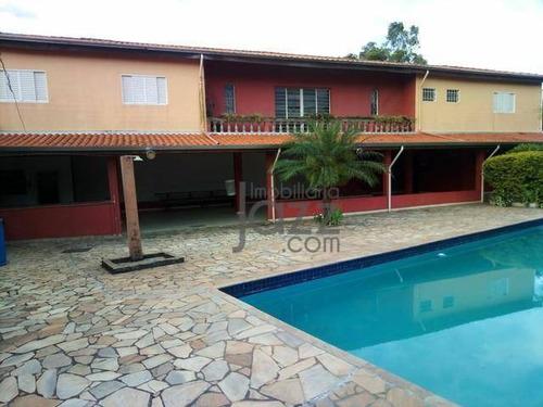 Chácara Com 2 Dormitórios À Venda, 1180 M² Por R$ 530.000,00 - Jardim Das Bandeiras - Campinas/sp - Ch0329
